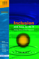 Inclusion and How to Do It by Sue Briggs