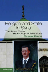 Religion and State in Syria by Thomas Pierret