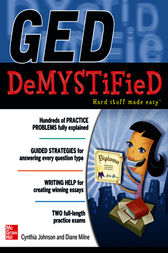 GED DeMYSTiFieD by Cynthia Johnson