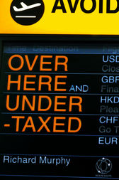 Over Here and Undertaxed: Multinationals, Tax Avoidance and You by Richard Murphy