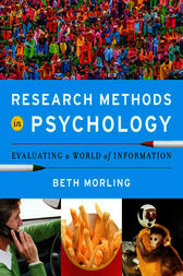 Research Methods in Psychology by Beth Morling
