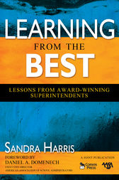 Learning From the Best by Sandra K. Harris