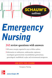 Schaum's Outline of Emergency Nursing by Jim Keogh