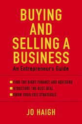 Buying And Selling A Business by Jo Haigh