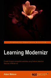 Learning Modernizr