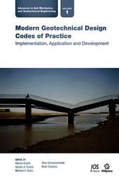 Modern Geotechnical Design Codes of Practice