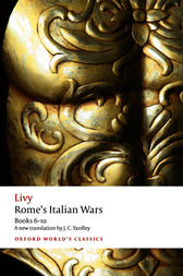 Rome's Italian Wars: Books 6-10 by Livy;  J. C. Yardley;  Dexter Hoyos