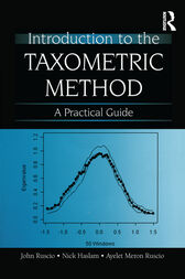 Introduction to the Taxometric Method by John Ruscio