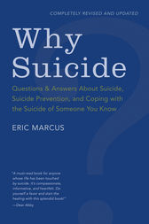 Why Suicide? by Eric Marcus