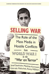 Selling War by Josef Seethaler
