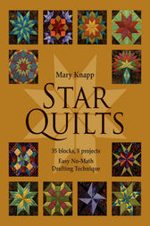 Star Quilts by Mary Knapp