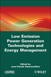 Low Emission Power Generation Technologies and Energy Management by Jean-Claude Sabonnadière