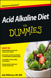 Acid Alkaline Diet For Dummies by Julie Wilkinson