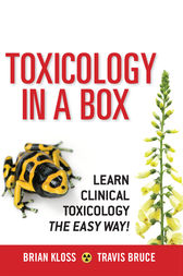 Toxicology in a Box (EBOOK) by Brian Kloss