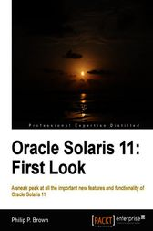 Oracle Solaris 11 by Philip P. Brown