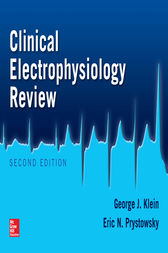 Clinical Electrophysiology Review, Second Edition by George Klein