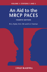 An Aid to the MRCP PACES by Robert E. J. Ryder