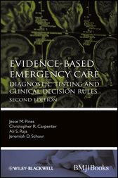 Evidence-Based Emergency Care by Jesse M. Pines