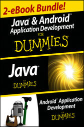 Java and Android Application Development For Dummies eBook Set by Barry Burd