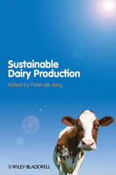 Sustainable Dairy Production by Peter de Jong