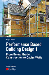 Performance Based Building Design 1 by Hugo S. L. C. Hens