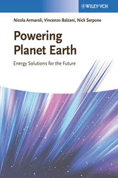 Powering Planet Earth by Nicola Armaroli