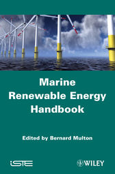 Marine Renewable Energy Handbook by Bernard Multon