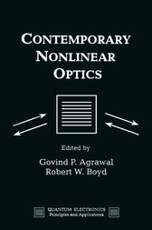 Contemporary Nonlinear Optics