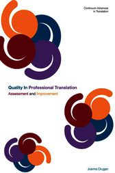 Quality In Professional Translation by Joanna Drugan