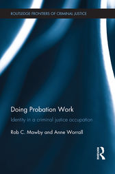 Doing Probation Work by Rob Mawby