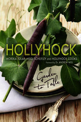 Hollyhock by Moreka Jolar
