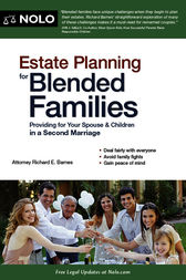 Estate Planning for Blended Families by Richard Barnes