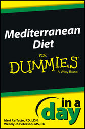 Mediterranean Diet In a Day For Dummies by Meri Raffetto