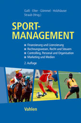 Sportmanagement by Albert Galli