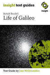 Bertolt Brecht's Life of Galileo by Jane McGennisken
