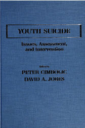 Youth Sucide by Peter Cimbolic