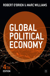 Global Political Economy by Robert O'Brien