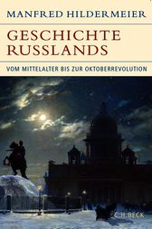 Geschichte Russlands by Manfred Hildermeier