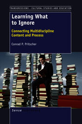 Learning What to Ignore by Conrad P. Pritscher