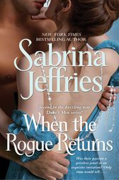 When the Rogue Returns by Sabrina Jeffries