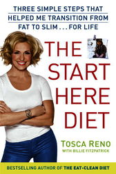 The Start Here Diet by Tosca Reno