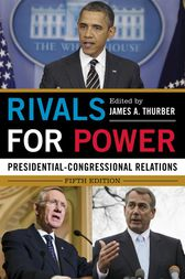 Rivals for Power by James A. Thurber