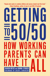 Getting to 50/50 by Sharon Meers