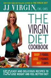 The Virgin Diet Cookbook