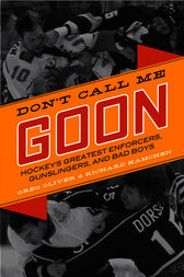 Don't Call Me Goon by Greg Oliver