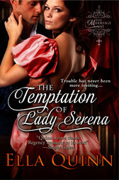 The Temptation of Lady Serena by Ella Quinn