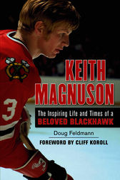 Keith Magnuson by Doug Feldmann