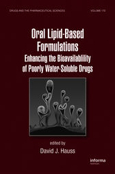 Oral Lipid-Based Formulations