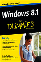 Windows 8.1 For Dummies by Andy Rathbone