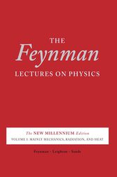The Feynman Lectures on Physics, vol. 1 for tablets